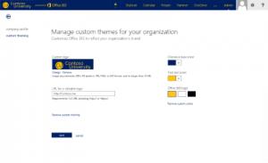 Custom Theme